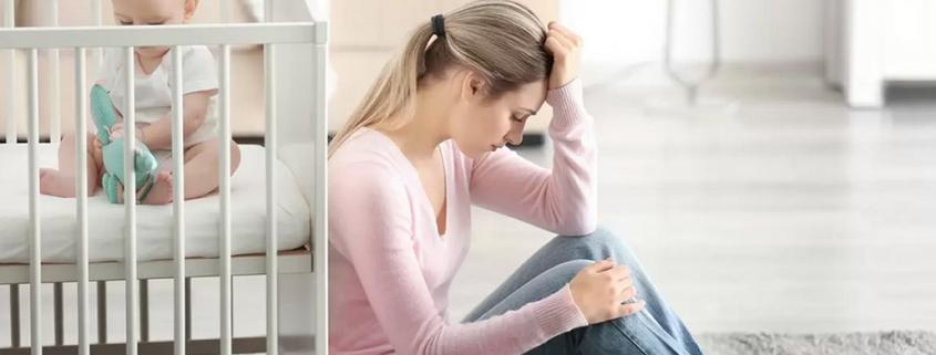 افسردگی بعد از زایمان
